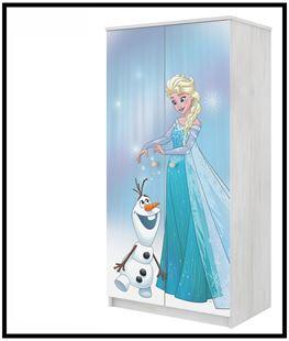 Obrázek Disney Šatní skříň Frozen