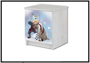 Obrázek Disney Noční stolek Frozen