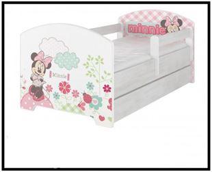 Obrázek Disney dětská postel Minnie 160x80 cm