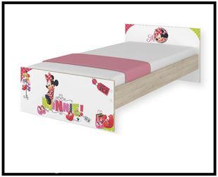 Obrázek Disney dětská postel Minnie 180x90 cm