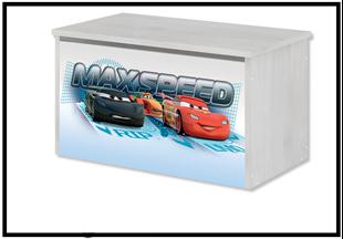 Obrázek Disney Truhla na hračky Cars 2