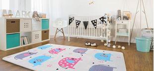 Obrázek Dětský koberec - Elephants