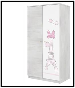 Obrázek Disney Šatní skříň Minnie Paříž