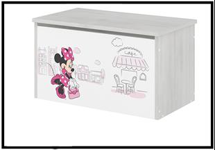 Obrázek Disney Truhla na hračky Minnie Paříž