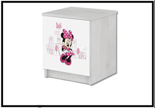 Obrázek Disney Noční stolek Minnie Paříž