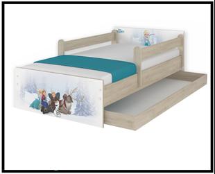 Obrázek Disney dětská postel Frozen 180x90 cm