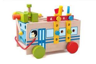 Obrázek Montážní autobus s nářadím