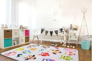 Obrázek Dětský koberec - Sovy