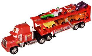Obrázek Kamión Cars s přívěsem