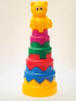 Obrázek z Dětská pyramida Medvídek
