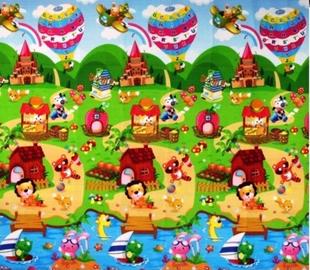 Obrázek Dětský pěnový koberec - Zvířátka 200x180 cm