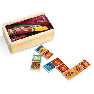 Obrázek Dřevěné domino - cars