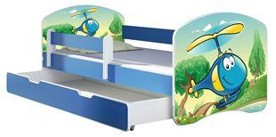 Obrázek Dětská postel - Helikoptéra 2
