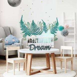 Obrázek Dekorace za postel Magický les
