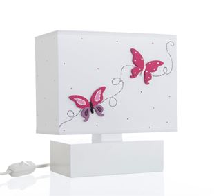 Obrázek Dětská noční lampička - Motýlci