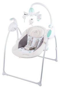 Obrázek Dětské lehátko s houpačkou ROBIN