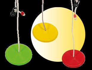 Obrázek Dětská houpačka  - kruh
