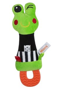 Obrázek Edukační hračka žabička s kousátkem