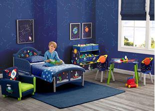 Obrázek Dětská postel Astronaut