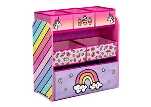 Obrázek Organizér na hračky Jednorožec