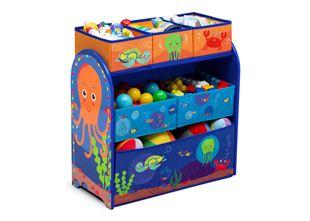 Obrázek Organizér na hračky Oceán
