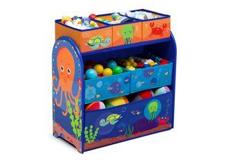 Obrázek z Organizér na hračky Oceán