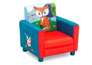 Obrázek Dětské křesílko Lesní zvířátka