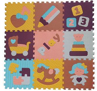 Obrázek z Pěnové puzzle - svět hraček