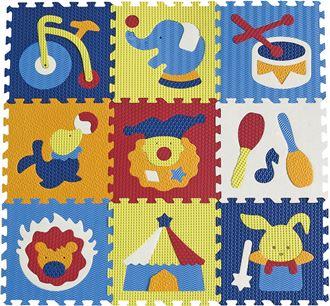 Obrázek z Pěnové puzzle - cirkus