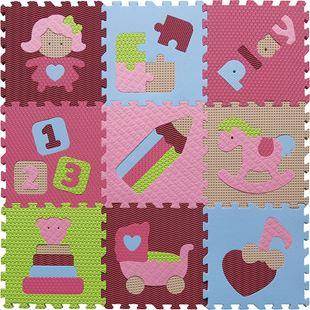Obrázek Pěnové puzzle - svět hraček