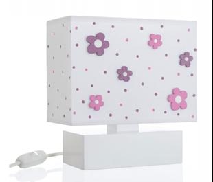 Obrázek Dětská noční lampička - Různé motivy pro holky