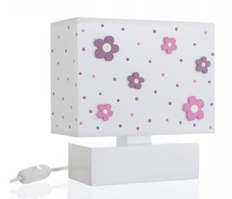 Obrázek z Dětská noční lampička - Různé motivy pro holky