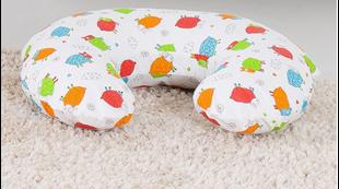 Obrázek Kojící polštář Ovečky - různé barvy