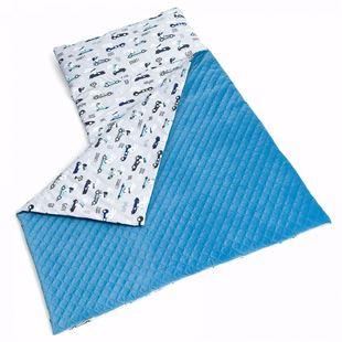 Obrázek Dětská spací podložka Autíčka - Modrá