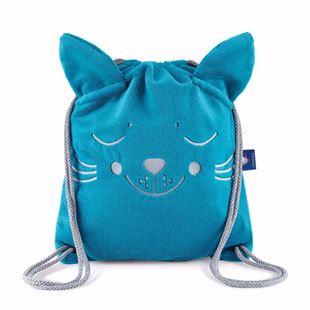 Obrázek Dětský batůžek Tuleň - Modrá