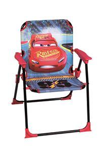 Obrázek Dětská campingová židlička Auta