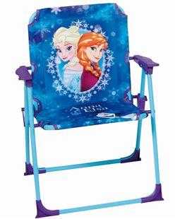 Obrázek Dětská campingová židlička Ledové království - Frozen