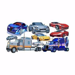 Obrázek Sporťáky a kamiony