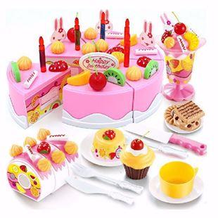 Obrázek Narozeninový dort na krájení