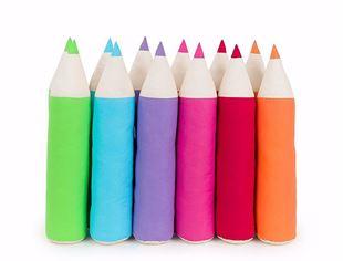 Obrázek Polštářek Pastelka - různé barvy
