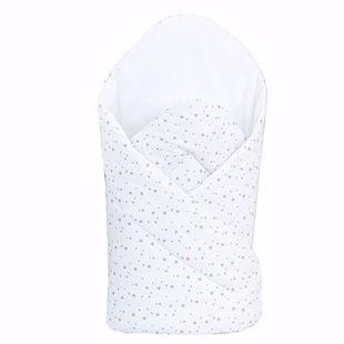 Obrázek Bavlněná zavinovačka Hvězdičky - Bílá - různé varianty