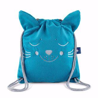 Obrázek z Dětský batůžek Tuleň - Modrá