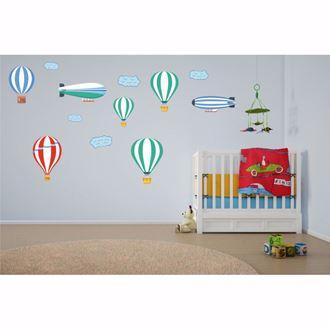 Obrázek z Balony a vzducholodě