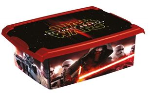 Obrázek Box Star Wars 10 l - černý