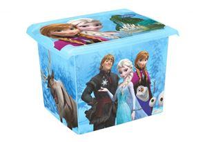 Obrázek Box na hračky, dekorační  Frozen 20,5 l
