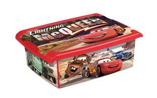 Obrázek Box Cars 10 l - červený