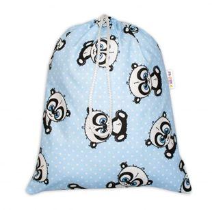 Obrázek Pytlík na přezůvky Baby Panda - modrý