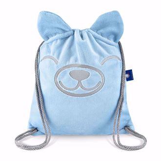 Obrázek z Dětský batůžek Mevídek - Modrá