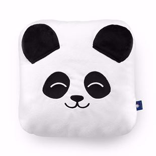Obrázek Dětský polštářek Panda - Bílá