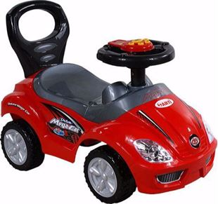 Obrázek Odrážedlo Mega Car + multifunkční volant